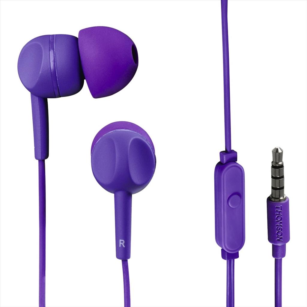 THOMSON 132482 sluch.EAR3005,fialová