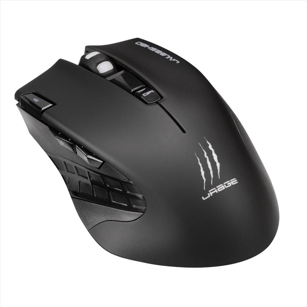 HAMA 113733 uRage bezdrátová gam.myš