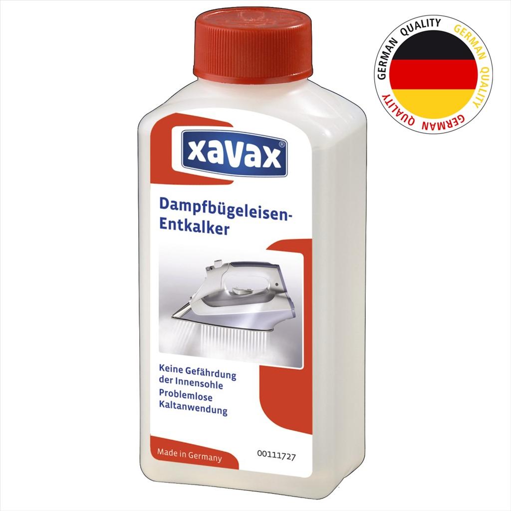 XAVAX Odvápňovací přípravek pro napařovací žehličky 250 ml 111727