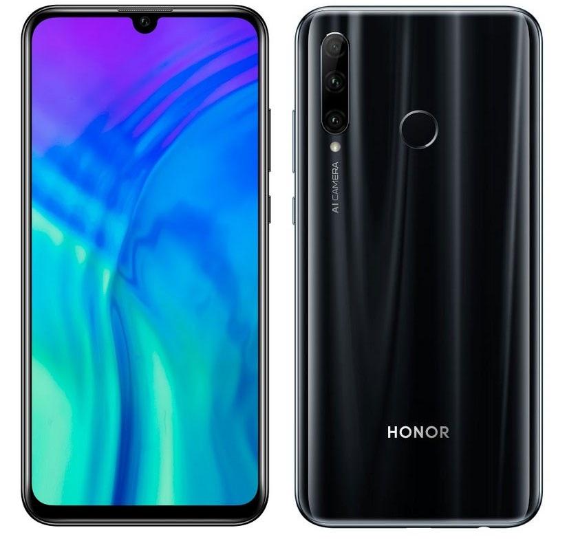 Honor 20 Lite černá