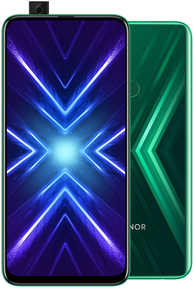 Honor 9X, 4GB/128GB, Green