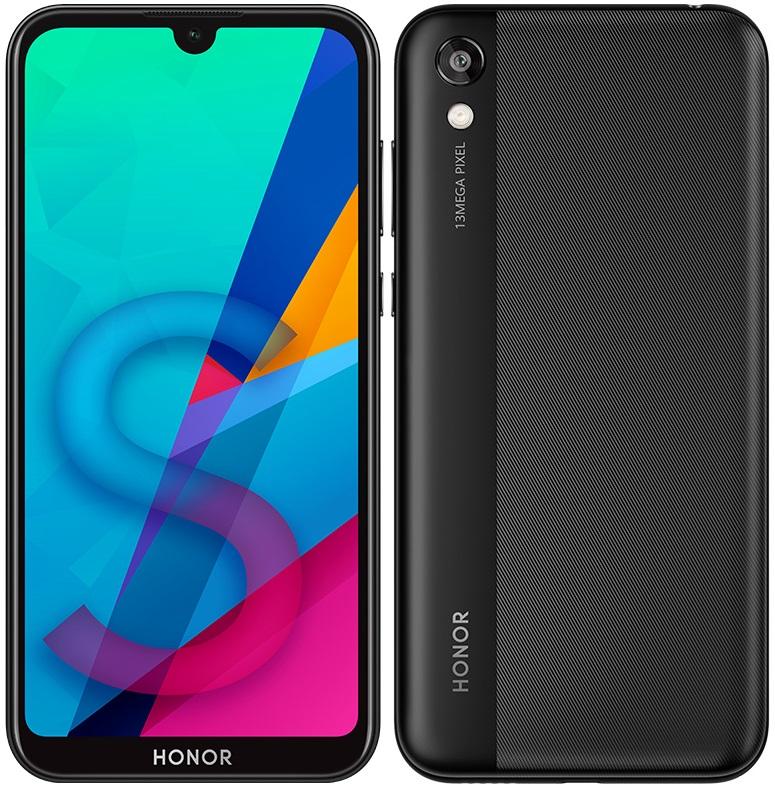 Honor 8S 2020 3GB/64GB Midnight Black