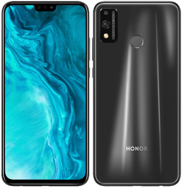Honor 9X Lite 4GB/128GB Black