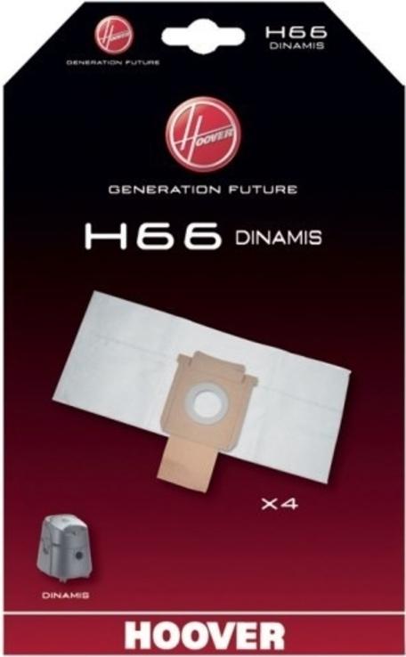 HOOVER H 66 (35600852) - Hoover H66 pro vysavač Dinamis - 1 ks