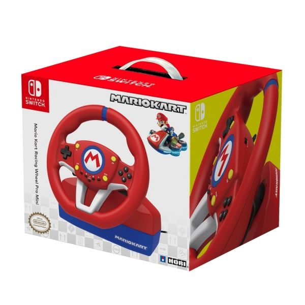 Hori Mario Kart Racing Wheel Pro Mini (NSP286)