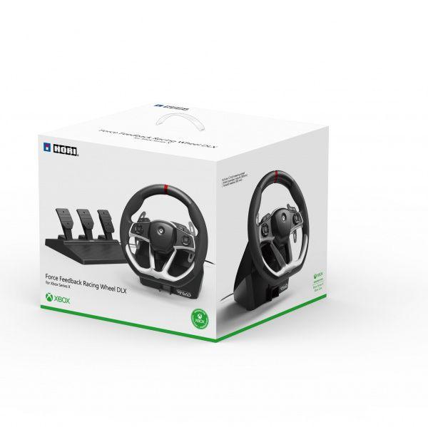 Hori Force Feedback Racing Wheel GTX - Xbox/PC