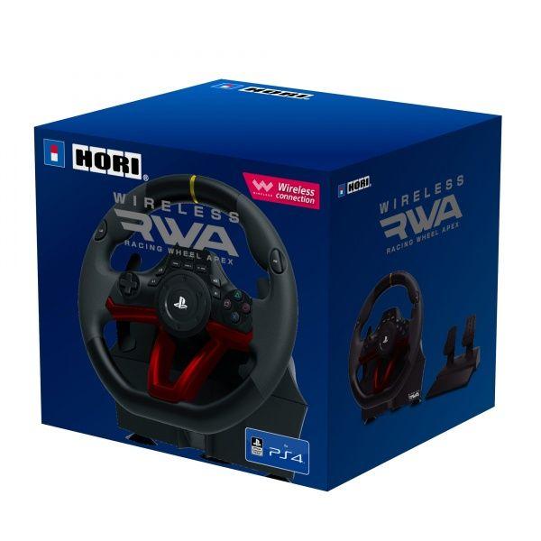 Hori Wireless Racing Wheel Apex (HRP464321)