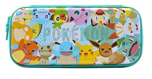 Hori Vault Case Pikachu Friends Edition (NSP1840)