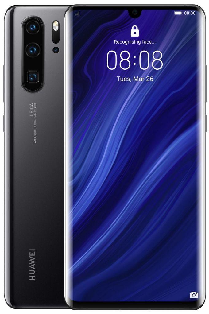 Huawei P30 Pro 6GB/128GB Dual-SIM Black