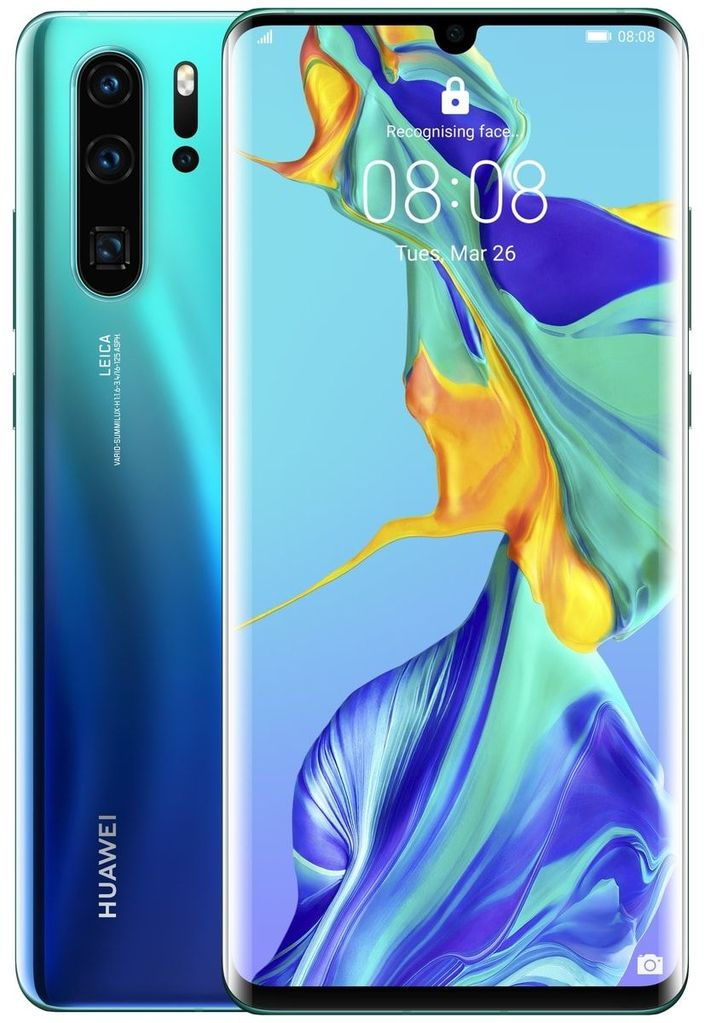 Huawei P30 Pro 8GB/256GB Dual-SIM Aurora