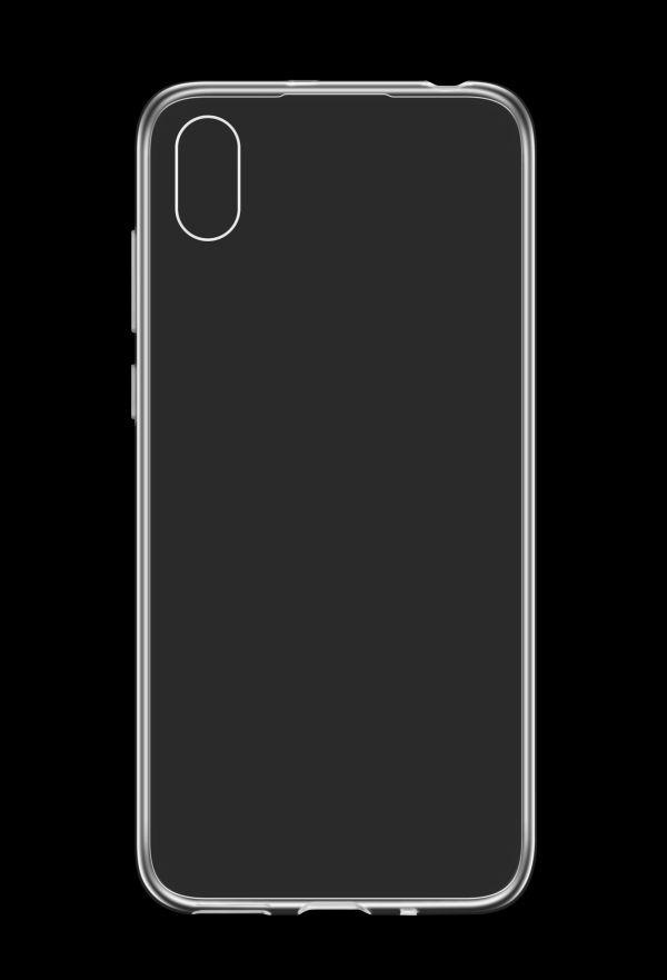 Pouzdro Huawei silikonové Huawei Y5 2019 čiré