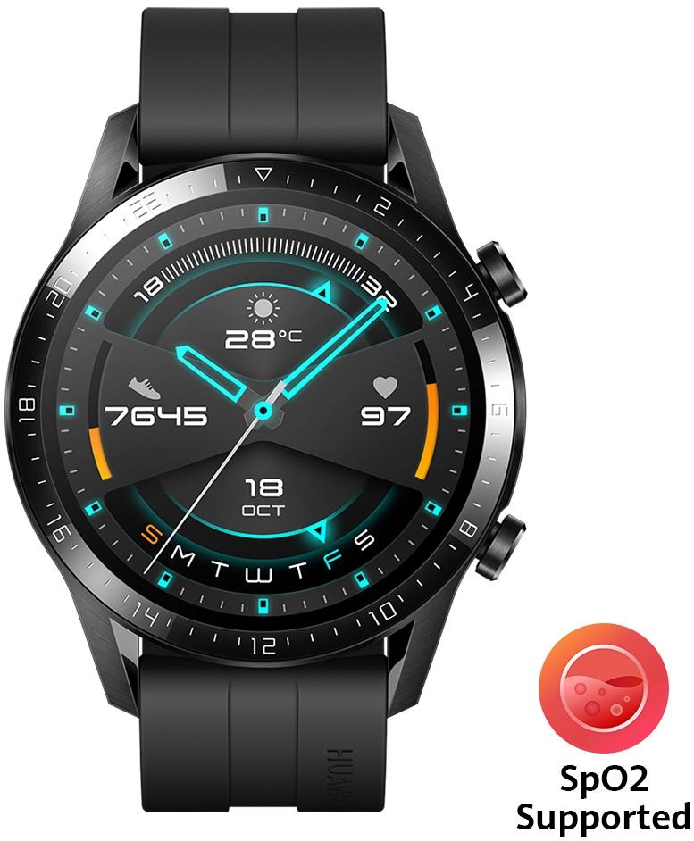 Huawei Watch GT2 černá