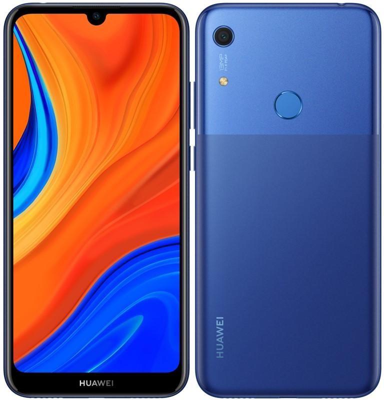 Huawei Y6S 3/32GB Dual SIM modrá