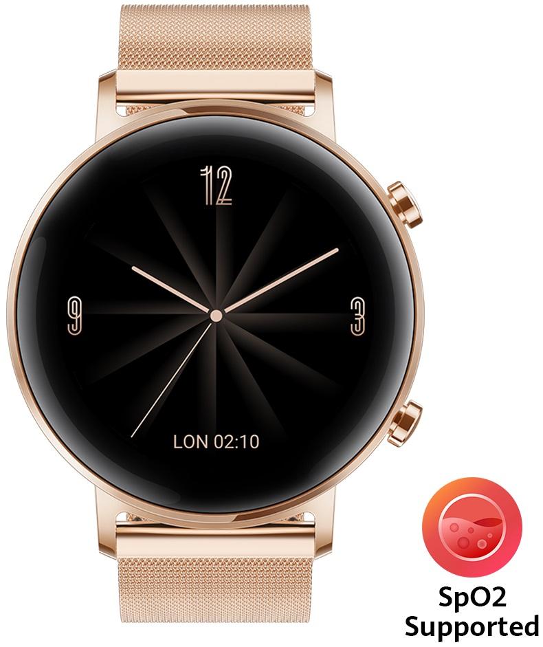 Huawei Watch GT 2 42mm Rose Gold