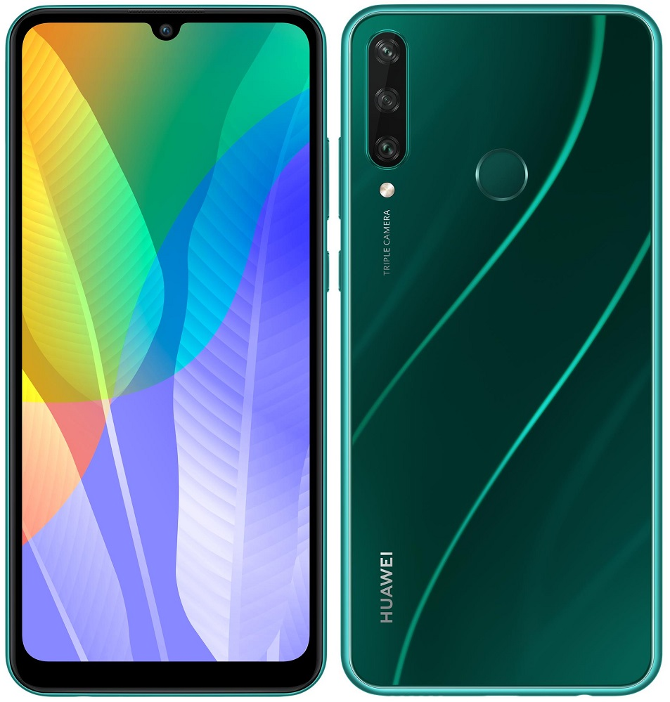 Huawei Y6p 3GB/64GB Emerald Green