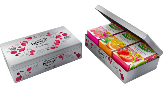 Pickwick dárkové balení ovocných čajů