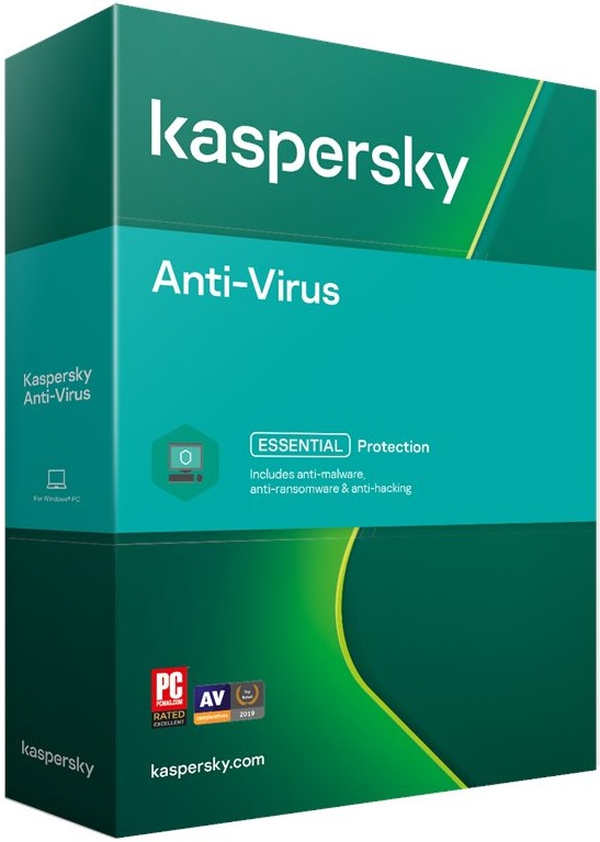 Kaspersky Anti-Virus - 3 zařízení