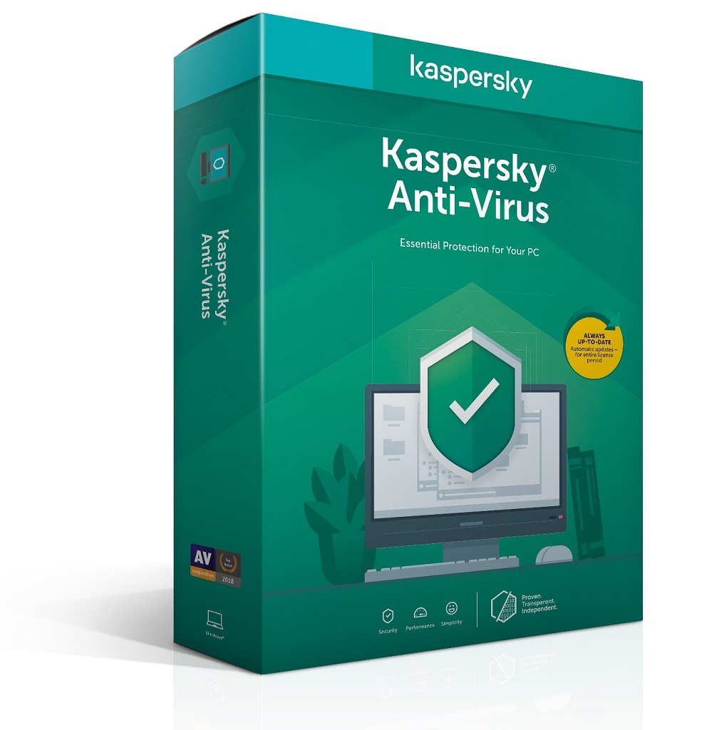 KASPERSKY Anti-Virus CZ