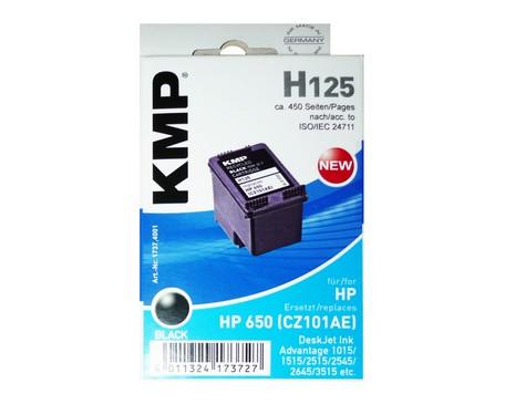 KMP H125 / HP 650 BK (CZ101AE)