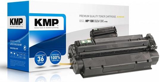 KMP 1112/ H-T24 / Q2613X black - HP Q2613X - kompatibilní
