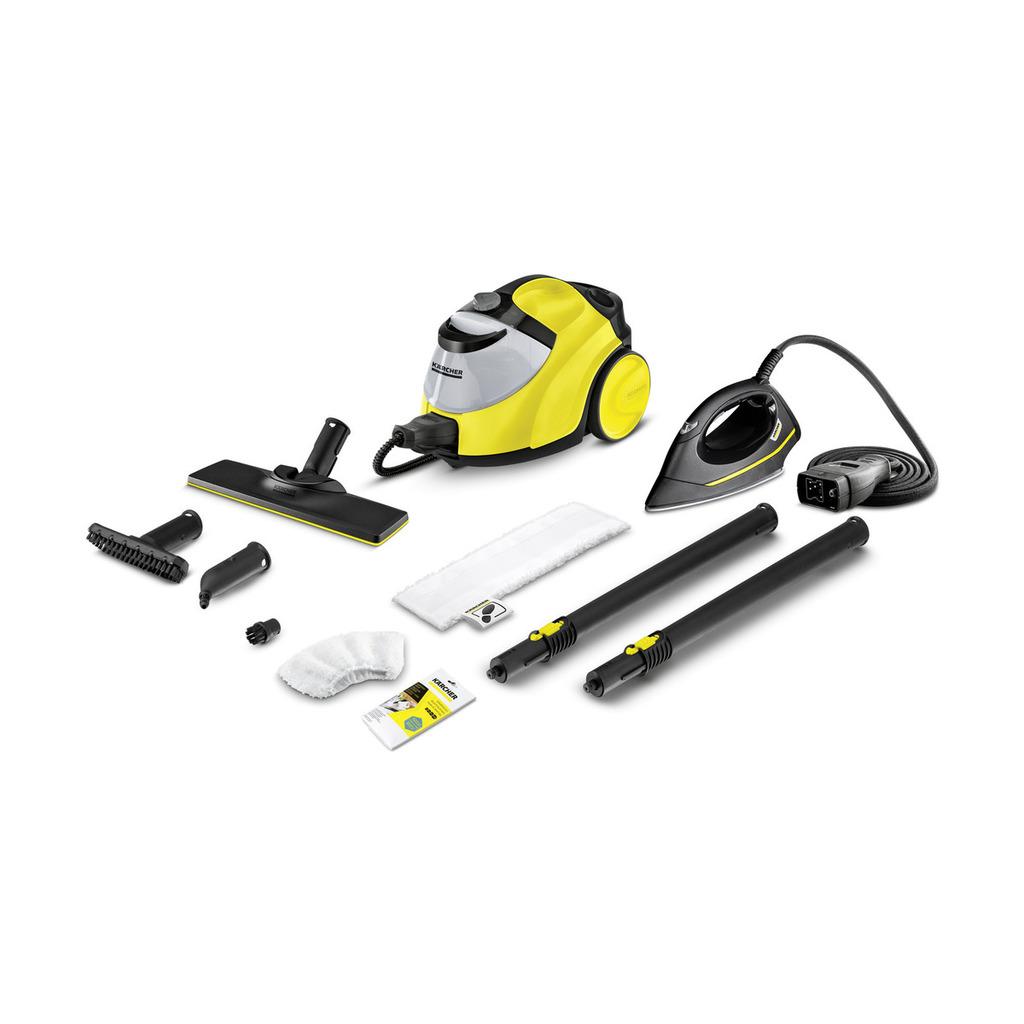 parní mop Kärcher Sc 5 Easyfix Iron Kit