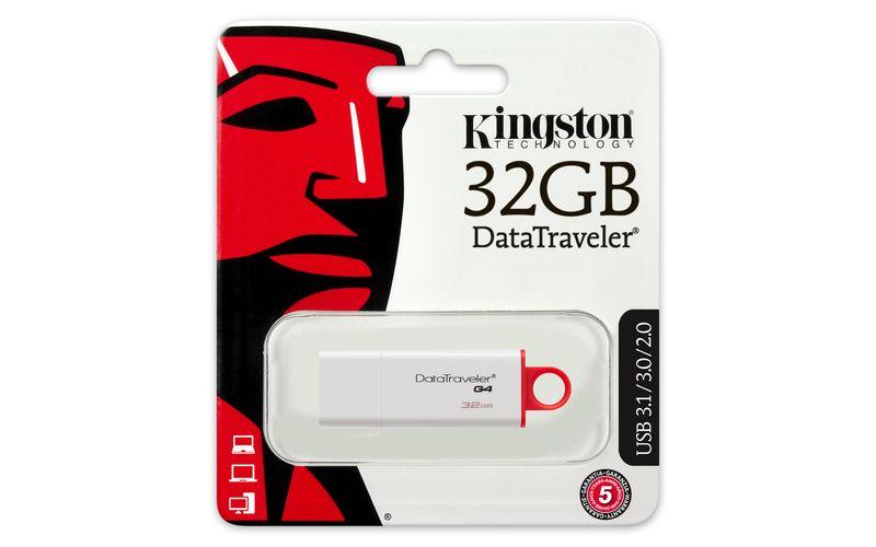 Kingston DataTraveler G4 32GB DTIG4/32GB