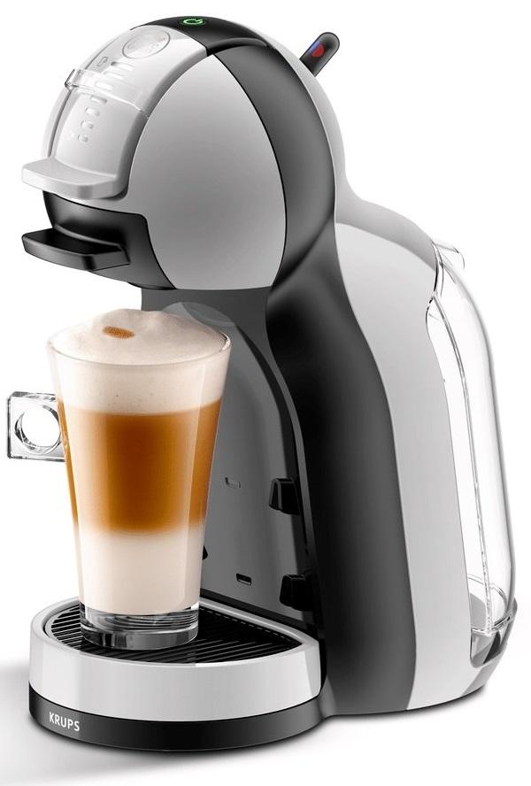 Krups kávovar na kapsle Kp123b31 Nescafé Dolce Gusto Mini Me šedé Krups