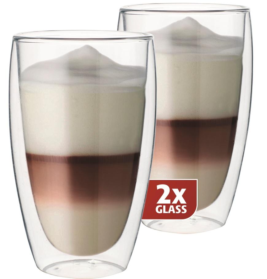 MAXXO DG 832 Latte - Laica termo skleničky Maxxo latté DG832