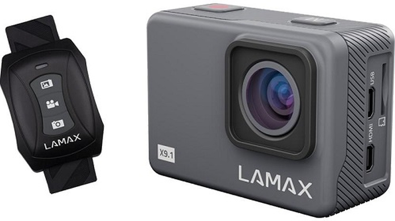 Lamax outdoorová kamera X9.1