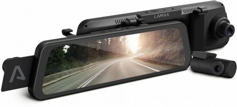 Lamax S9 Dual GPS (s detekcí radarů)