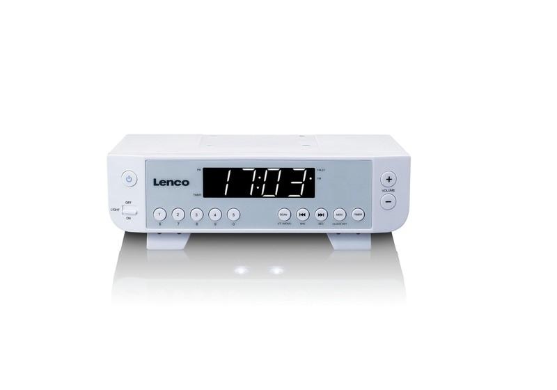 Lenco KCR-11 bílý