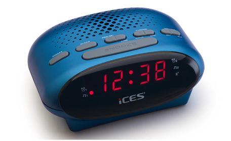 LENCO ICR-210 modrá