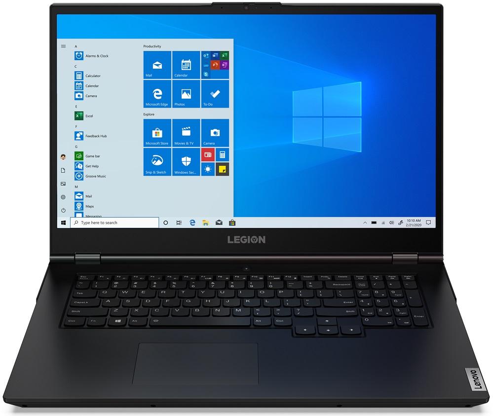 Lenovo notebook Legion 5 (82B100E7CK)/bez Operačního systému