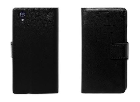 Pouzdro pro Lenovo P70 Flip Case Black