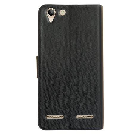 Pouzdro pro Lenovo K5 Flip Case Black