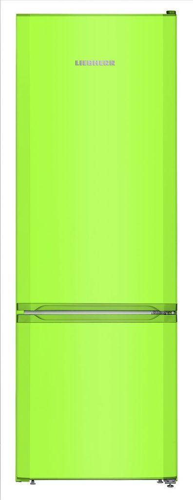 Liebherr CUkw 2831 zelená