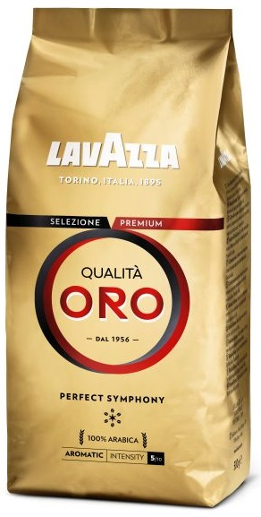 Lavazza Qualita Oro káva zrnková 250g