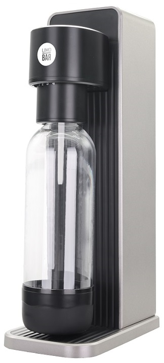 LIMO BAR Twin T0150BS černý/stříbrný