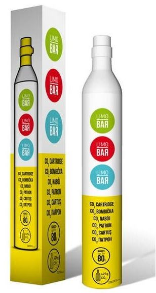 LIMO BAR Bombička CO2 425g