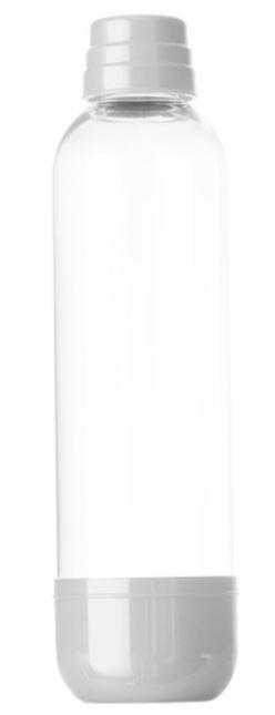 LIMO BAR Soda láhev1l - bílá - Limo Bar SMART-W láhev 1l