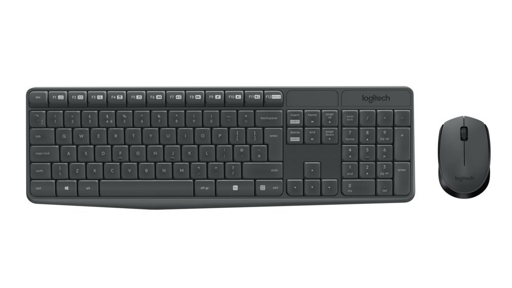Logitech MK235 Wireless Keyboard Mouse Combo 920-007933