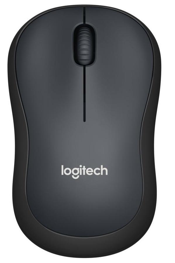 Logitech M220 Silent 910-004878 černá