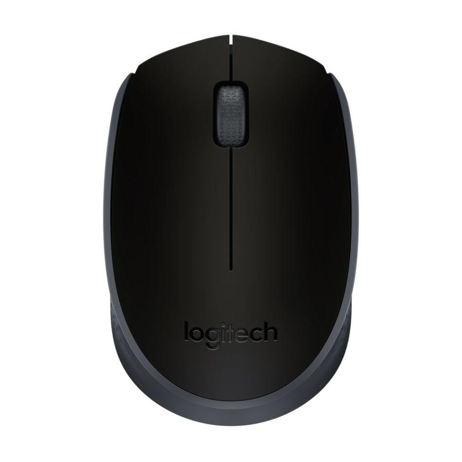 Logitech Wireless Mouse M171 910-004424 černá
