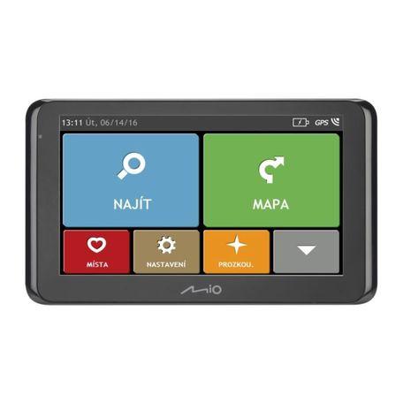 MIO Spirit 8500 GPS navigace