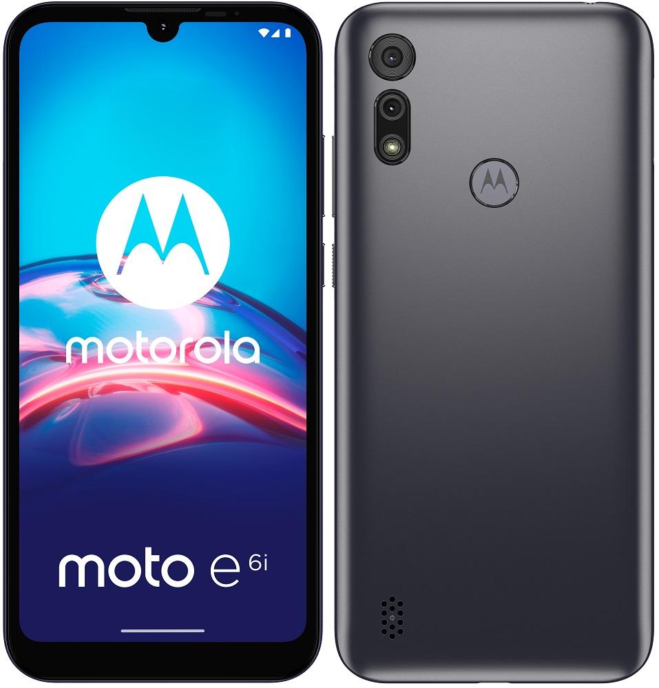 Motorola Moto E6i 2GB/32GB Meteor Grey