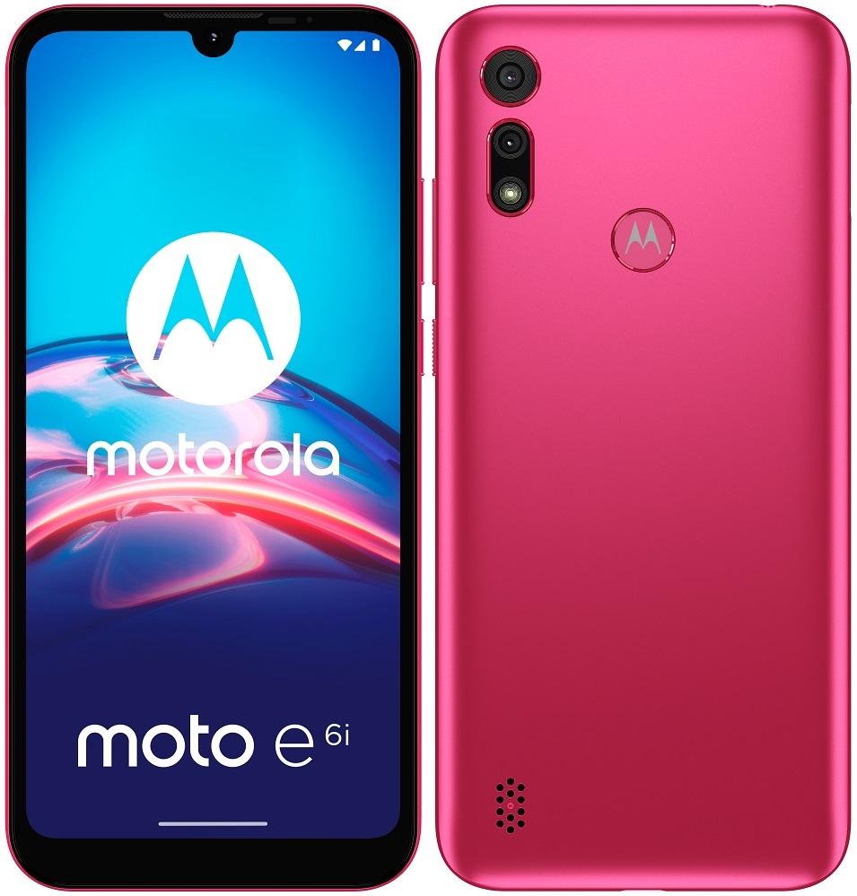 Motorola Moto E6i 2GB/32GB Rosa