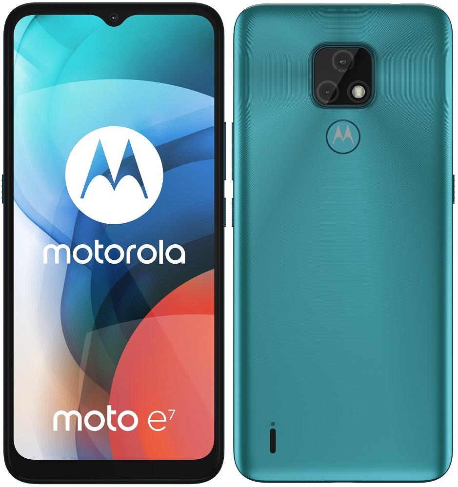 Motorola Moto E7 2GB/32GB Aqua Blue