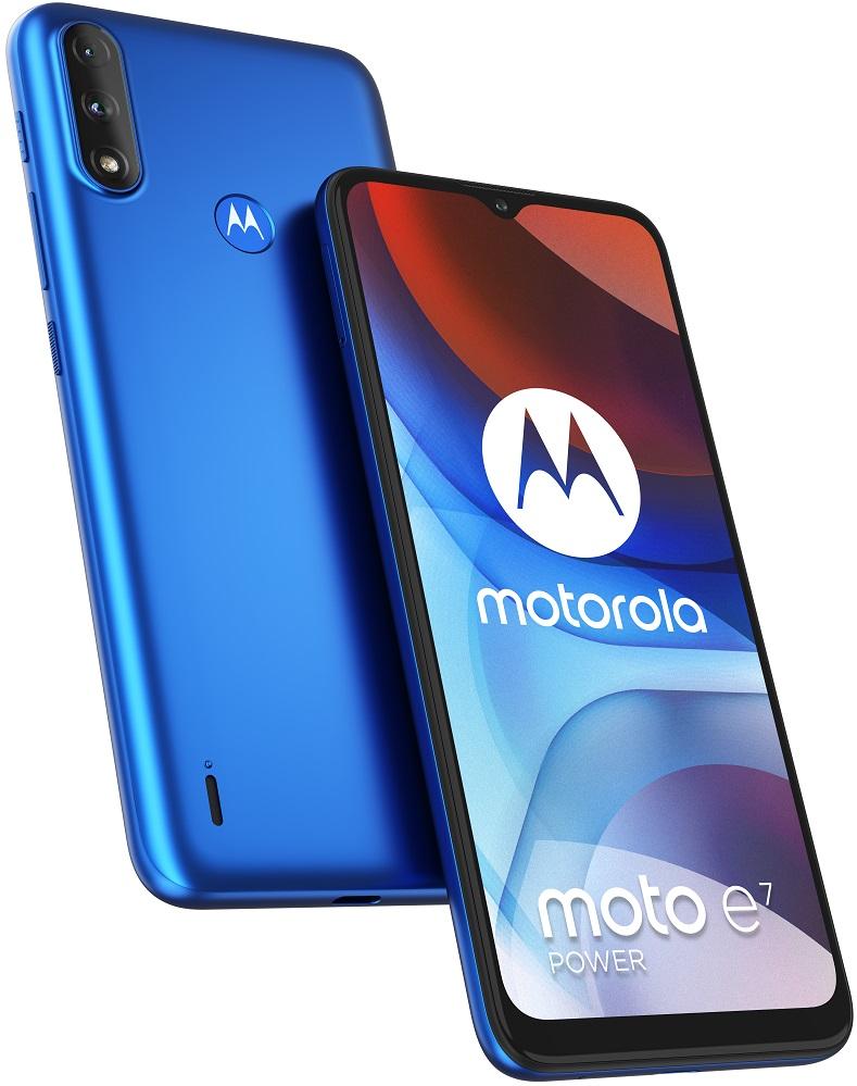 Motorola Moto E7 Power 4GB/64GB Blue