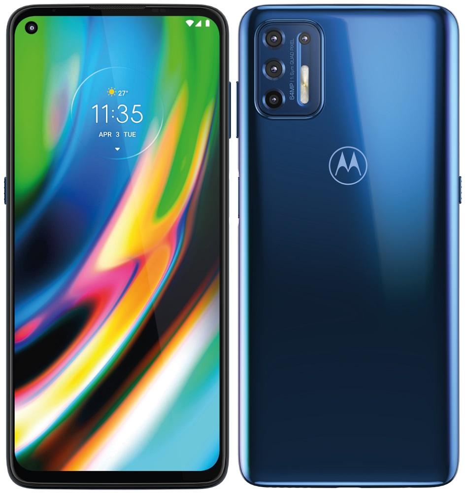 Motorola Moto G9 Plus 6GB/128GB Blue