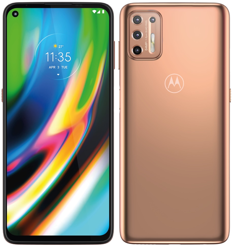 Motorola Moto G9 Plus 6GB/128GB Gold